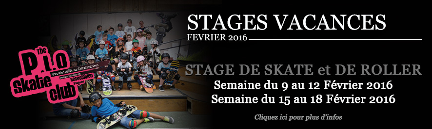bandeau Plo Stages FEV2016