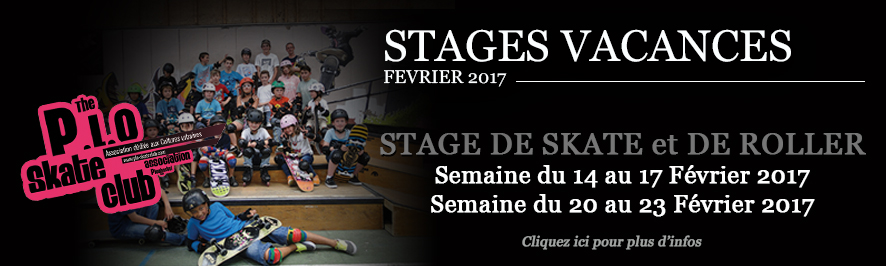 bandeau Plo Stages FEV2017