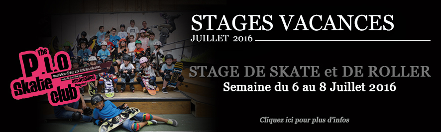 bandeau Plo Stages JUIL2016